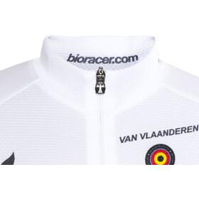 Bioracer Van Vlaanderen Pro Race Jersey Kids white